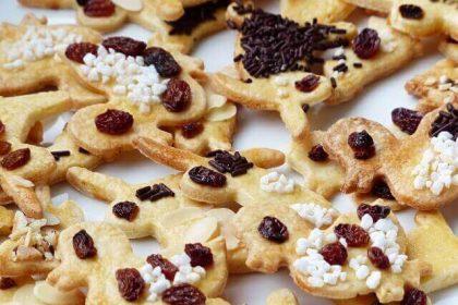 ドライフルーツを使ったクッキーのレシピ