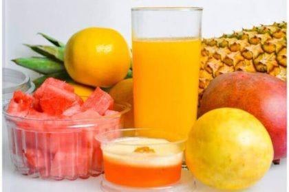 ドライと生のマンゴーの美容効果の違い