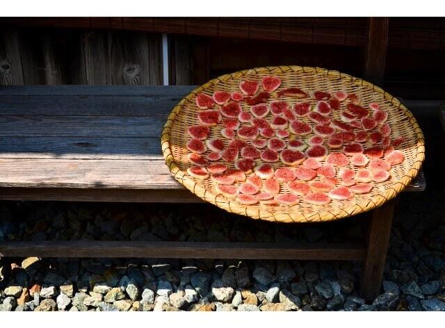 自然乾燥のドライフルーツの栄養