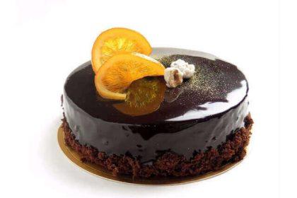 ドライフルーツとチョコレートの組み合わせ