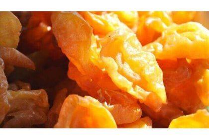 ドライフルーツの添加物と安心安全なものの選び方